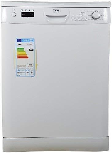 #10 Best Dishwasher in India - IFB Free-Standing 12 Place Settings Dishwasher (Neptune WX)
