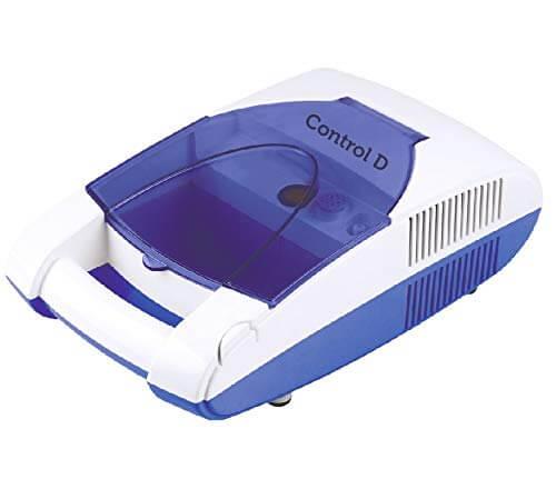 #10 Best Nebulizers in India - Control D Premium Compressor Nebulizer