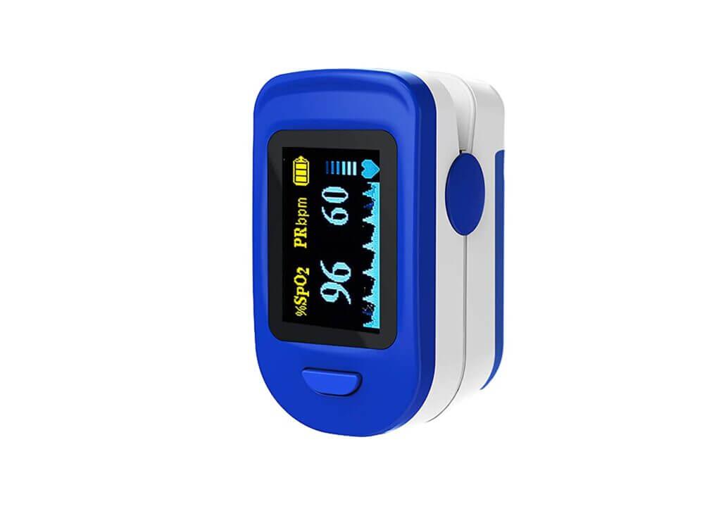 Best Pulse Oximeter - K-Life FTP-103 Finger Tip Pulse Oximeter