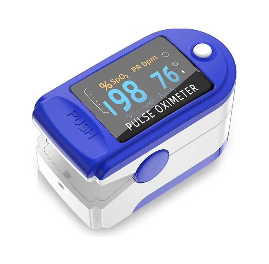 Best Pulse Oximeter - Wembley Fingertip Pulse Oximeter